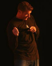 Comedian Joel Lindley will perform Friday at the Capitol Theatre.