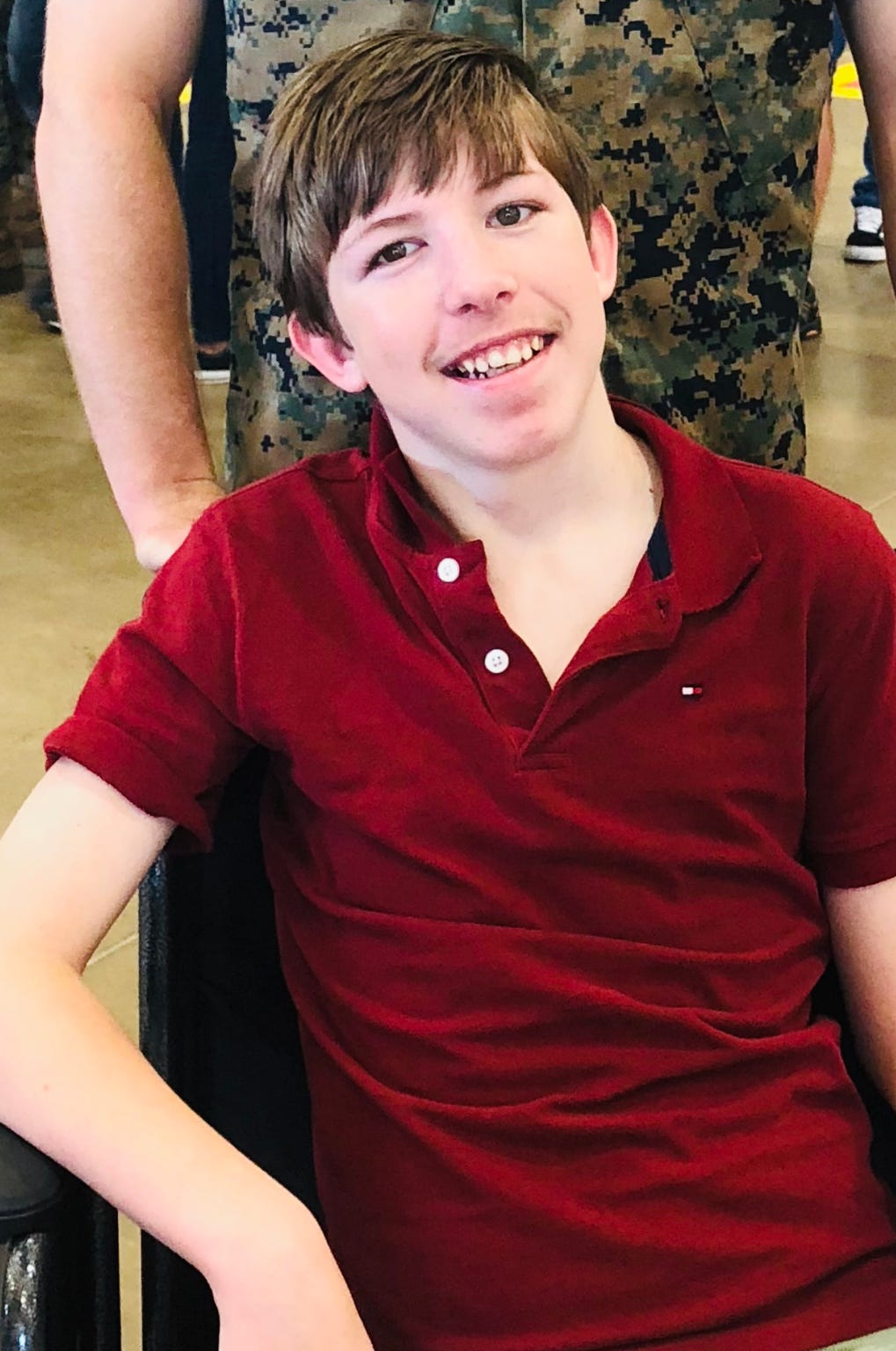 Kaden Hartman died in April. Kaden, 14, used the same treatment to fight Neimann Pick Type C because of the research and trials of Addi and Cassi Hempel.