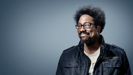 W. Kamau Bell brings his social and political comedy to town in a one-man show.