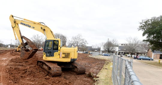 The Glen Retirement System in Shreveport is building a new independent living building .
