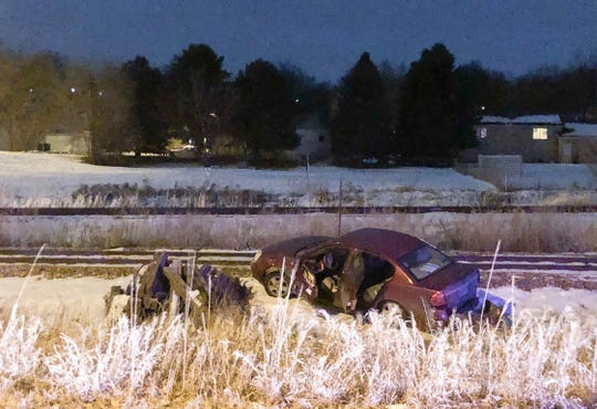 A 17-year-old has been charged with a DWI after a crash that injured her and three others Wednesday evening near Rice Street and Lowell Avenue, Sioux Falls police said.