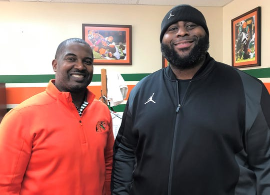 FAMU football head coach Willie Simmons and offensive coordinator/offensive line coach Alex Jackson will be honored in Quincy on Saturday, Jan. 11. The Celebration of Champions takes place at the Ferolito Recreation Center.