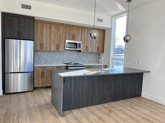 Residents are moving into the new apartments at 39 Washington Ave. in the heart of downtown Pleasantville. Two affordable-housing units are available by lottery; the deadline to apply for those is Feb. 11.