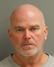 Rodney A. Hearn, a 44-year-old from Seaford, received multiple charges Tuesday including theft by false pretense.