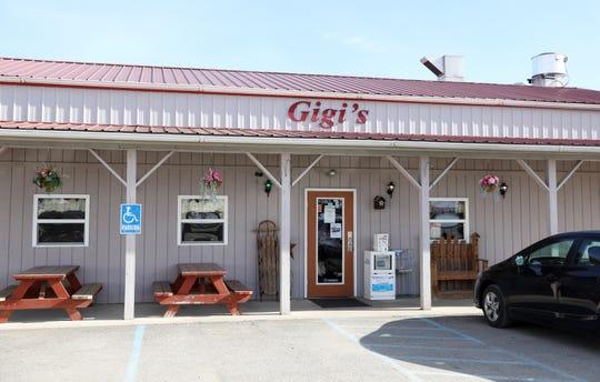 Gigi's Country Kitchen in The Plains. The restaurant is a favorite of 2020 Heisman Trophy Winner Joe Burrow.