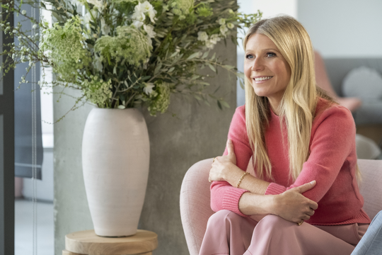 """Gwyneth Paltrow stars in and serves as executive producer for """"The Goop Lab."""""""