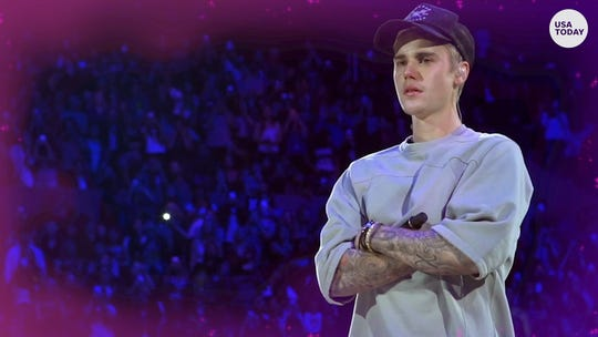 Justin Bieber recalls 'struggling' in 2018 as paparazzi pictures captured him crying
