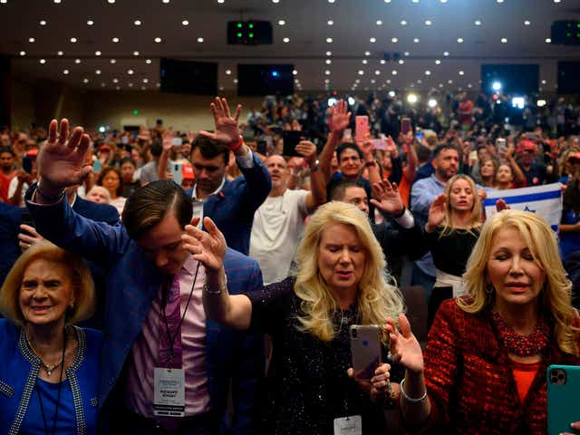 'Evangelicals for Trump' was an awful display by supposed citizens of the Kingdom of God
