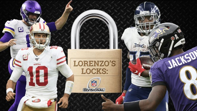 Lorenzo S Locks How To Bet On The Saturday S Nfl Divisional Round Games