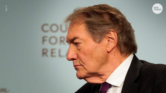 Charlie Rose admits to 'inappropriate' workplace relationships: 'No one seemed to object'