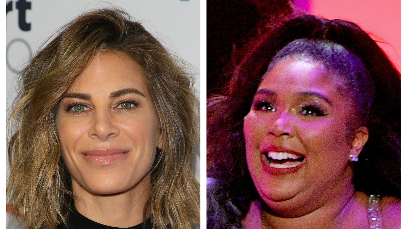 Jillian Michaels shares old photo of herself at 175 pounds after criticizing Lizzo's weight