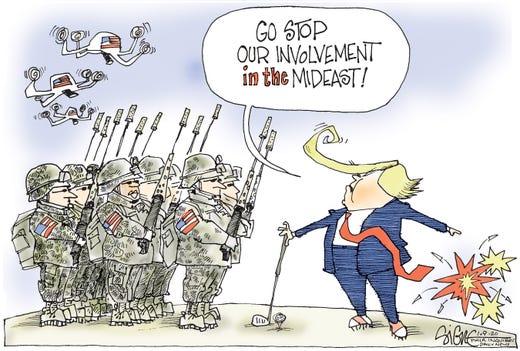 Mideast Trump