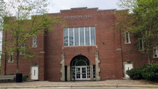 At least 19 sites will line the trail, which Brown said will run through downtown and nearby neighborhoods to include important historical sites like the Stephens-Lee Recreation Center