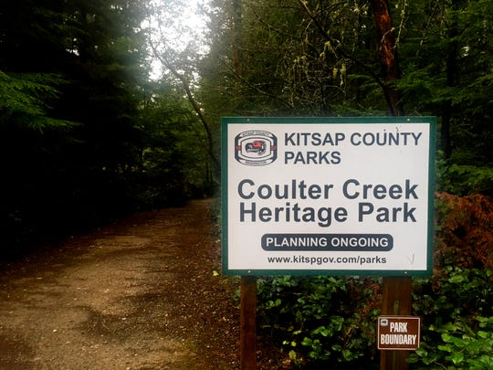 Coulter Creek Heritage Park in South Kitsap is mostly undeveloped land, but Kitsap County parks officials are exploring opening parts of the 1,554-acre park for recreational use.