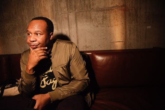 Roy Wood Jr. performs four shows Jan. 24-25 at the Vermont Comedy Club.