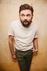 Comedian Nick Thune joins singer-songwriter Damien Jurado at ArtsRiot on Jan. 23.