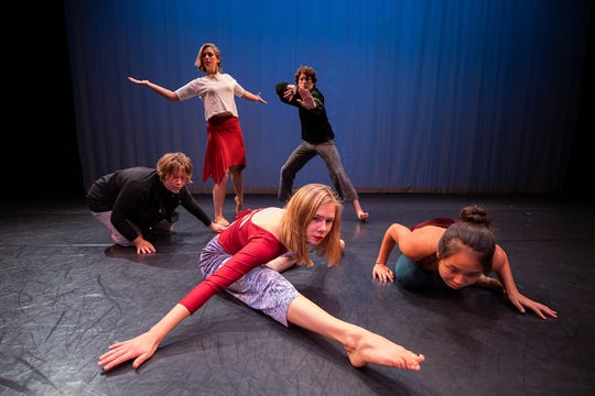 "The Dance Company of Middlebury delivers the program ""Presence as Performance"" on Jan. 24-25."
