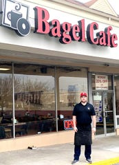 Tommy Craig, a Camden Catholic graduate, bought The Bagel Cafe in Cinnaminson in June. Craig pursued acting in Los Angeles and New York previously.