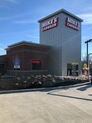 Mike's Carwash recently opened their 13th Cincinnati Area location at 9675 E Kemper Road in Loveland. They will celebrate their Grand Opening with a Free Ultimate Wash Weekend at the new location Jan. 24-26 with proceeds benefiting The Dragonfly Foundation.