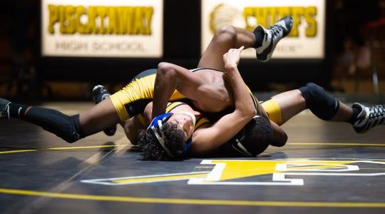 South Brunswick at Piscataway wrestling