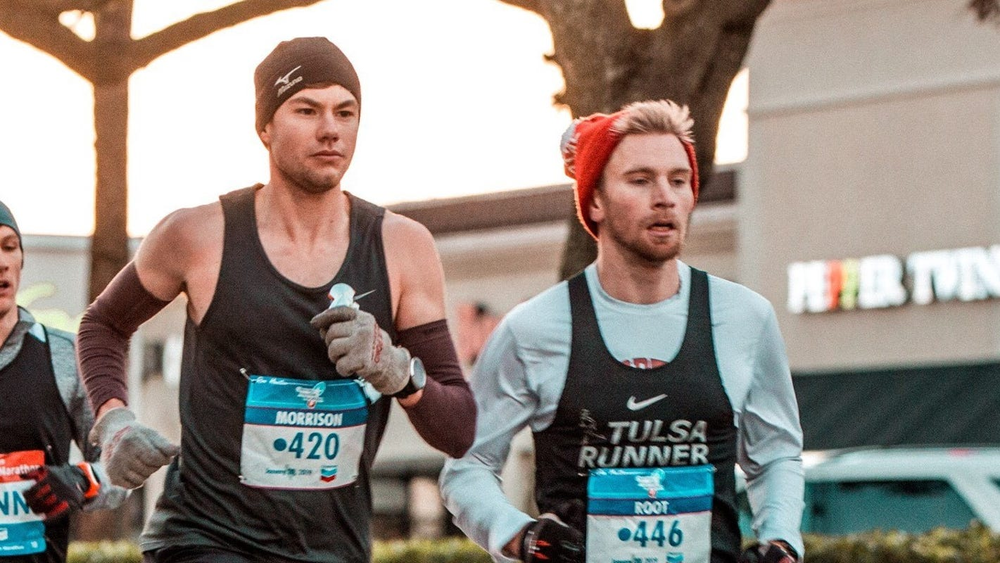 Mile posts: Marathon Trials Q&A with Ryan Root of Iowa City