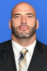 Dave Andrews was named the new director of football strength and conditioning at Iowa State.