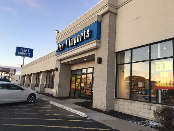 The Pier 1 Imports store in Royal Oak is among those closing nationwide.