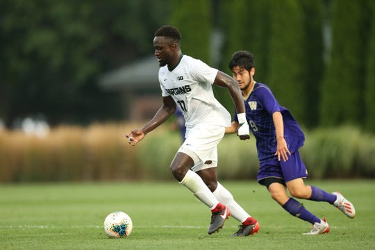 Defender Michael Wetungu (Rochester Hills/Adams) was selected by Real Salt Lake in the second round, 43rd overall.