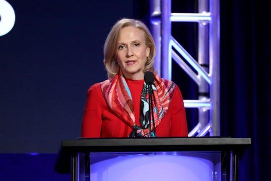 Paula Kerger, president and CEO at PBS