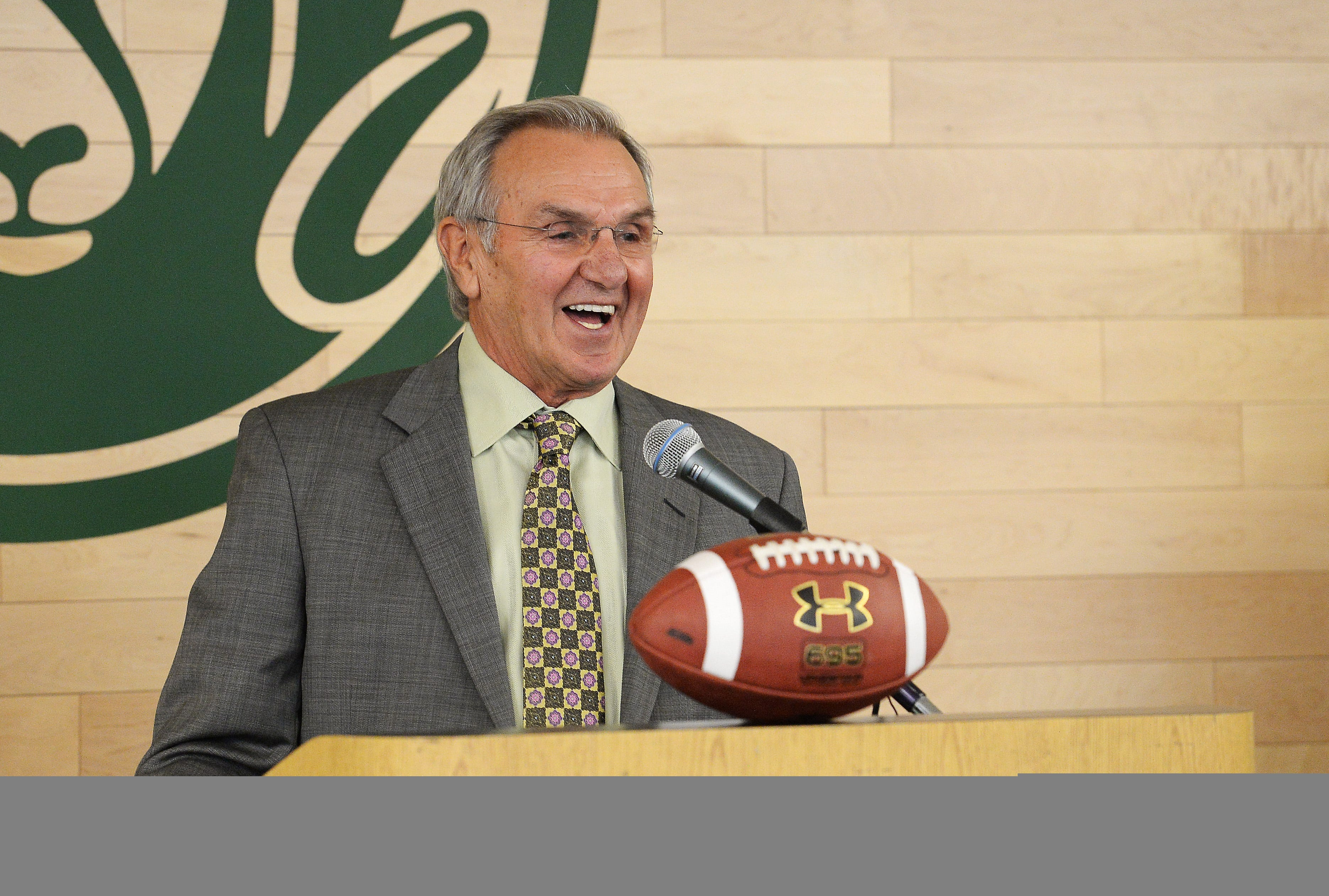 In 2015, CSU announced it would change the moniker of its on-campus stadium field to bear Sonny Lubick's name.