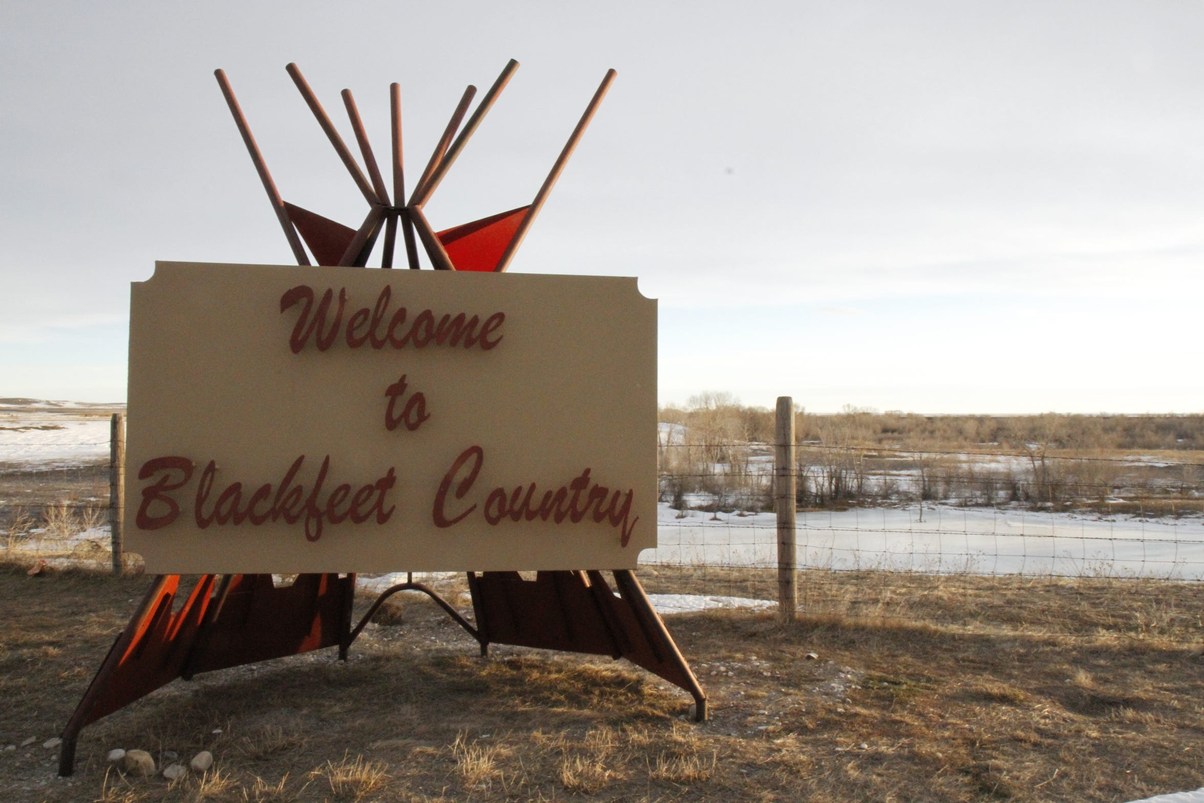 The Blackfeet Nation has taken a number of precautions to prevent the spread of COVID-19.