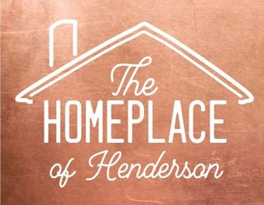 The logo for The Homeplace of Henderson senior living development.