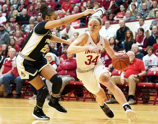 FILE -- IU's Grace Berger