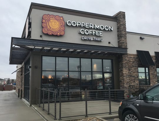 The exterior of Lafayette's Copper Moon cafe, 4729 Meijer Court in Lafayette. Copper Moon announced it is expanding and opening two additional locations in West Lafayette.