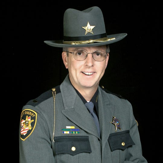 Pickway County Sheriff Robert Radcliff.