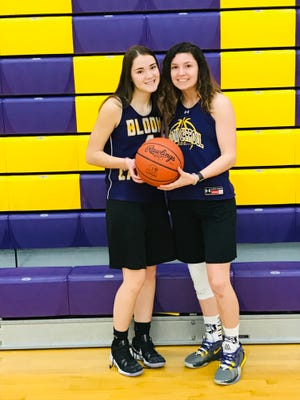 Bloom-Carroll senior guards Nikki Bradbury and Makenzee Mason are completely opposite type of players, but both have helped the Bulldogs win three games in a row, including to combine for 41 points in the Bulldogs 47-40 win over Whitehall.