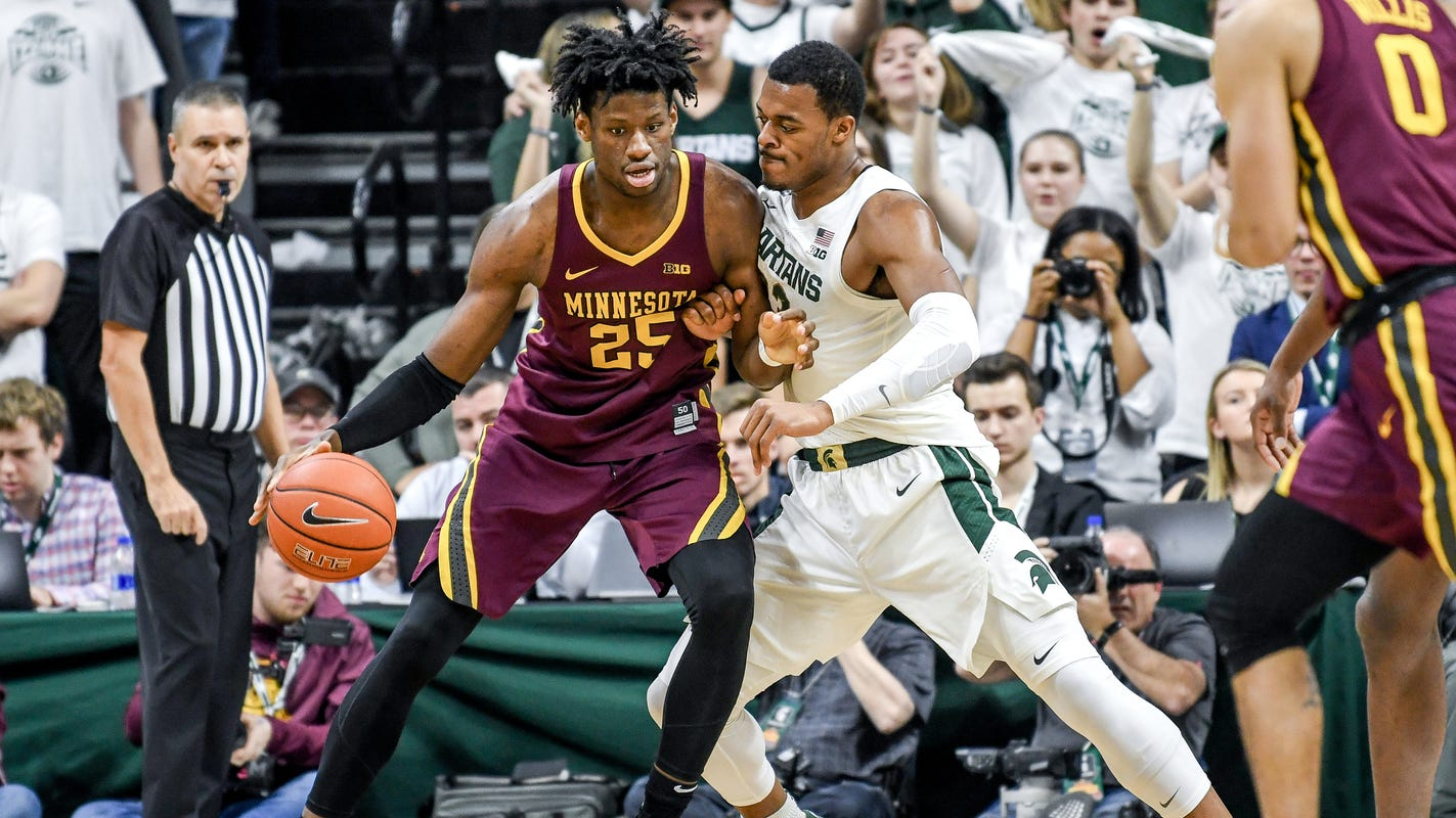 Michigan State basketball at Minnesota: Scouting report, prediction