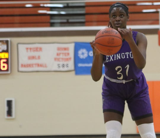 Lexington's Avery Coleman has Lady Lex at No. 5 in the Richland County Girls Basketball Power Poll.