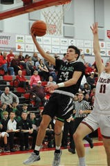 Clear Fork's Brennan South scored 20 points in a loss to Shelby leaving him just 11 points shy of 1,000 for his career.