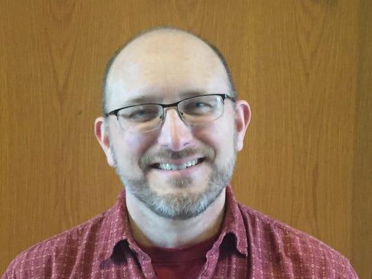 Joe Fahey, associate professor and director of theater at OSU-Mansfield.