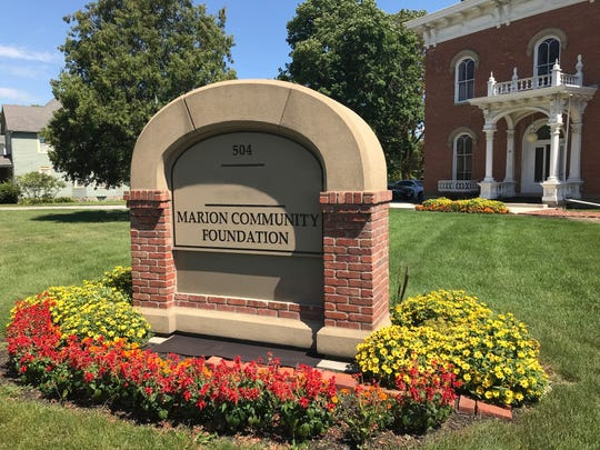 Marion Community Foundation, created in 1998, has been located inside the Stengel True Museum, 504 S. State St., since 2004.