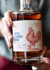 Old Dominick Distillery offers a coffee-flavored vodka.