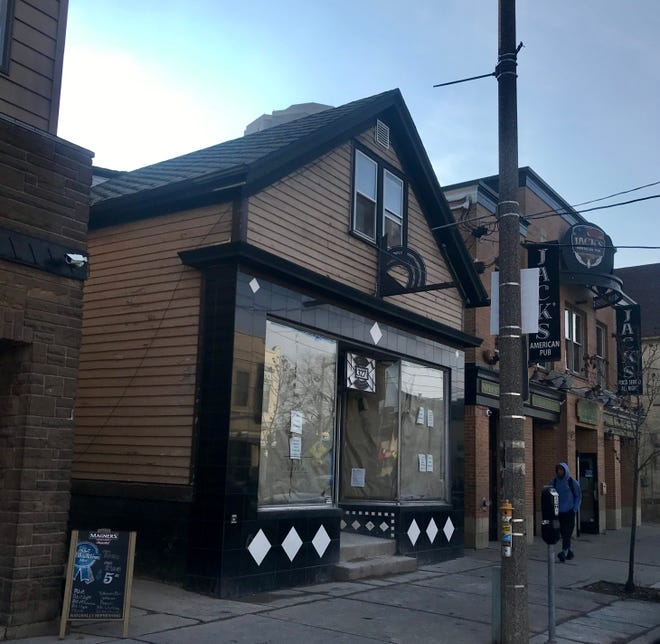 A new restaurant is in the works at 1327 E. Brady St., the original site of Waterford Wine. The owner of nearby Dorsia is planning an all-day restaurant at the location.