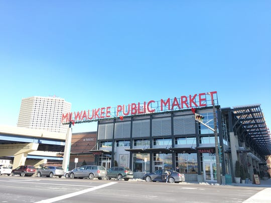 The Milwaukee Public Market will hopefully be getting some goods from Seattle after Sunday's NFC playoff game.