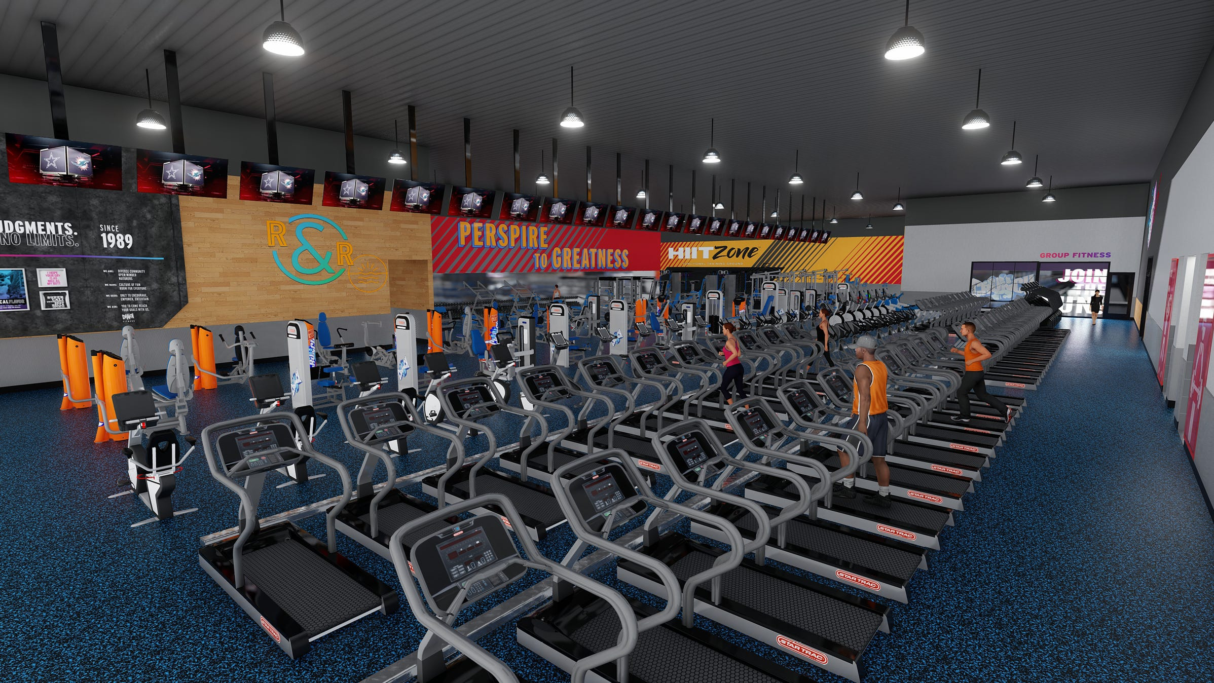 Montgomery S Shuttered Best Buy Is Turning Into A Crunch Fitness Gym
