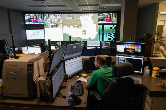 The systems control center at Middle Tennessee Electric Membership Corp. has staff and technology to respond to power outages 24 hours a day, 365 days a year. Officials say this center can also handle the addition of Murfreesboro Electric Department customers.