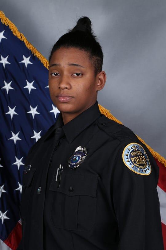 Officer Myriah Iles