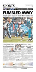 Jan. 11, 2009, edition of The Tennessean
