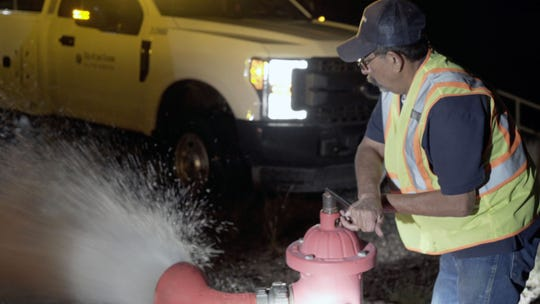 Las Cruces Utilities will conduct citywide fire flow tests at five locations on Tuesday, Jan. 21, and another five locations on Thursday, Jan. 23, 2020.