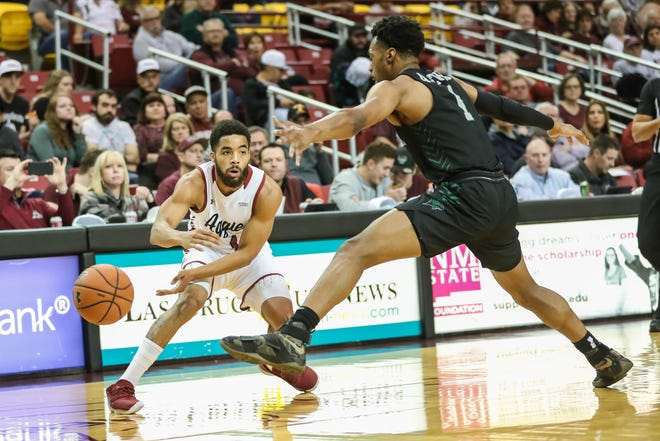 New Mexico State hosts California State Bakersfield on Thursday at 7 p.m. at the Pan American Center.